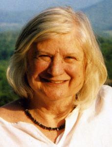 Photograph of Anne Leibig